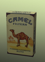 Camel (hard pack)