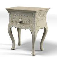 Chelini Classic Night Stand table