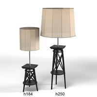 3d chelini floor lamp