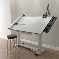 Drafting Table Pro set