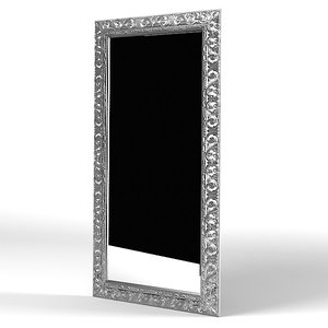 3d model jnl classic mirror