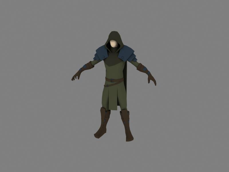 maya assassin character