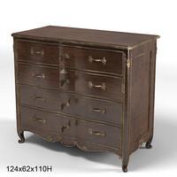 Savio Firmino 3027 classic chest of drawers