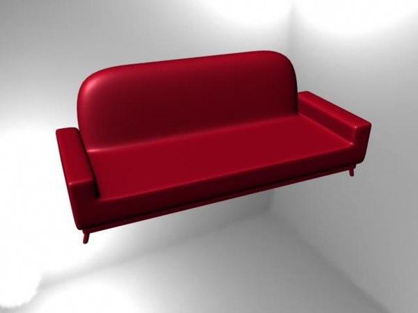 sofa support 3d model