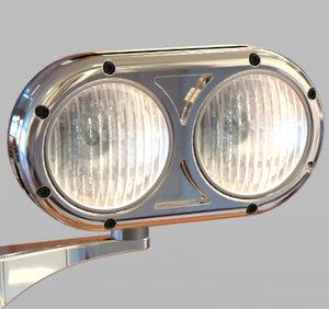 3ds max truck light