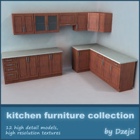 kitchen furniture collection 1