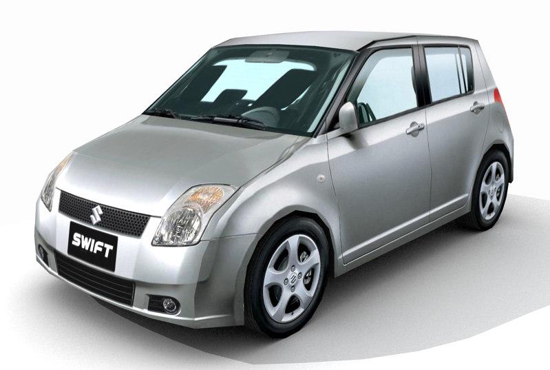 swift vehicle 3d model