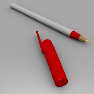 maya bic pen