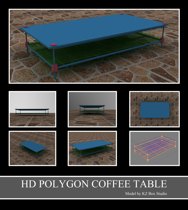 max living room table
