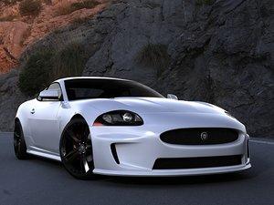 xkr 2011 00 3d model