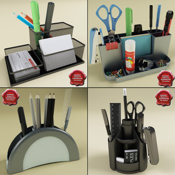 pen holders v1 collections obj
