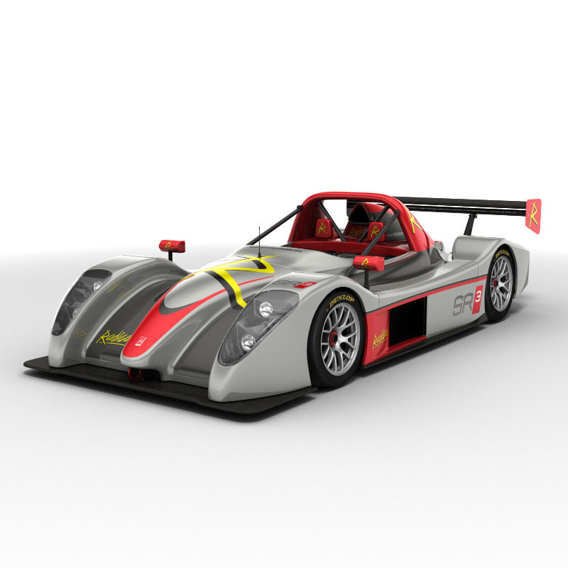 3d radical sr3 rs