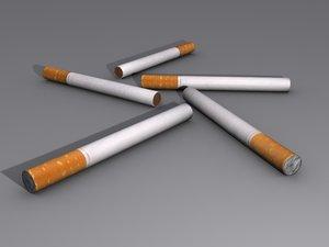 3ds cigarette prop