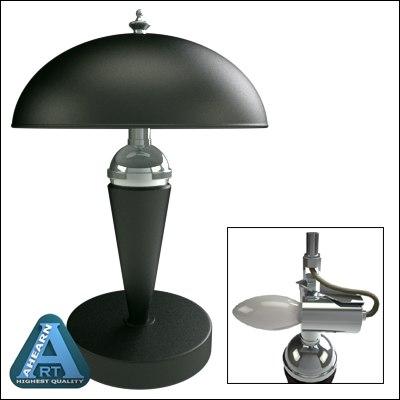 3d model of modern touch lamp lighting