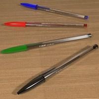 Bic biro pen