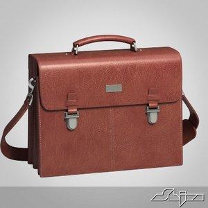 3d model leather case