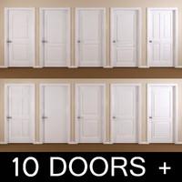 10 Interior Doors