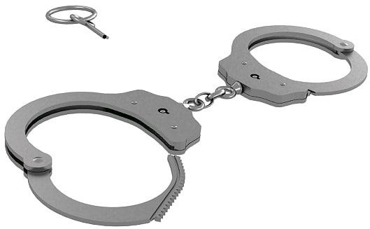 3ds max handcuffs key check