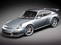 porsche 911 gt3 s 3d model