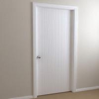3d interior door - flat panel