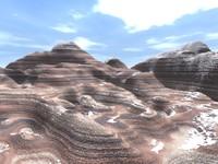 Mountain Terrain 00