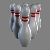 max tenpin bowling pin