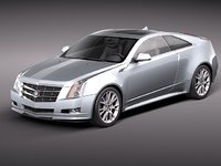 Cadillac CTS Coupe 2011