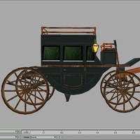 3ds buggy victorian
