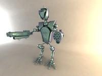 robot k