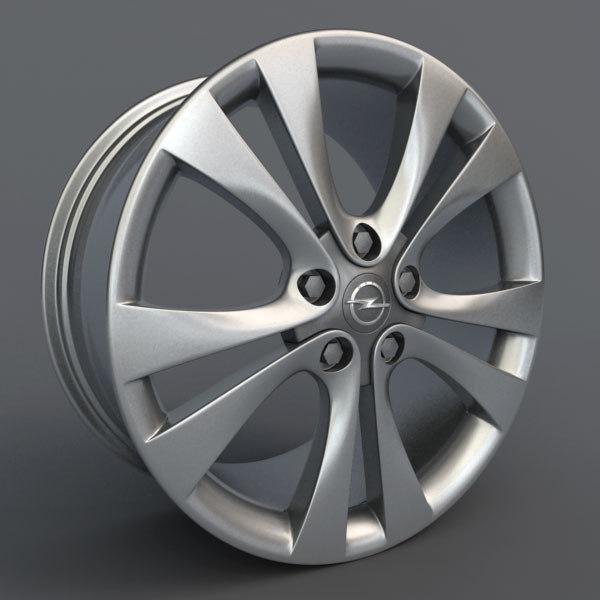 opel insignia wheel rim max