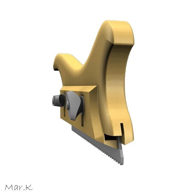 handsaw - svlakovka 3d 3ds