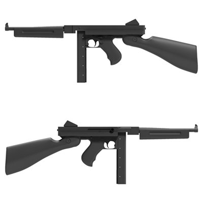 max ww2 thompson m1a1