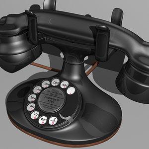 max telephone 1950