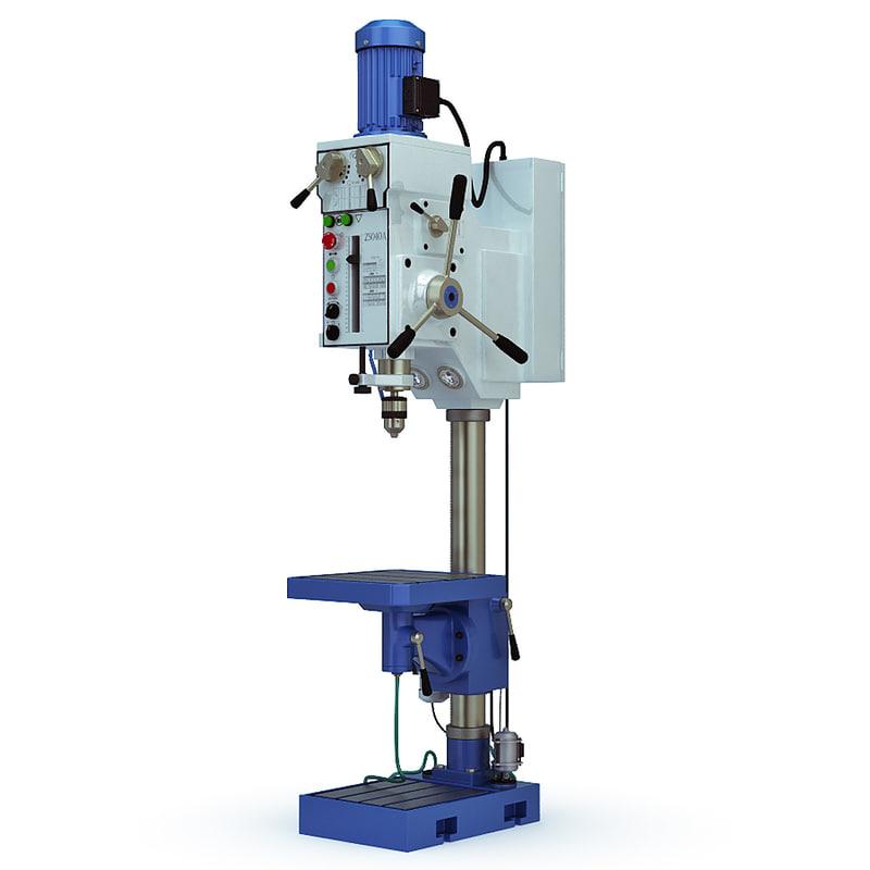 vertical boring machine max