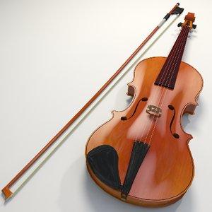 maya violin bow lot