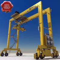 RTG Crane Kalmar