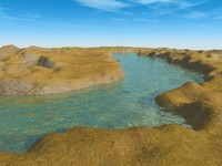 River Valley Terrain 00