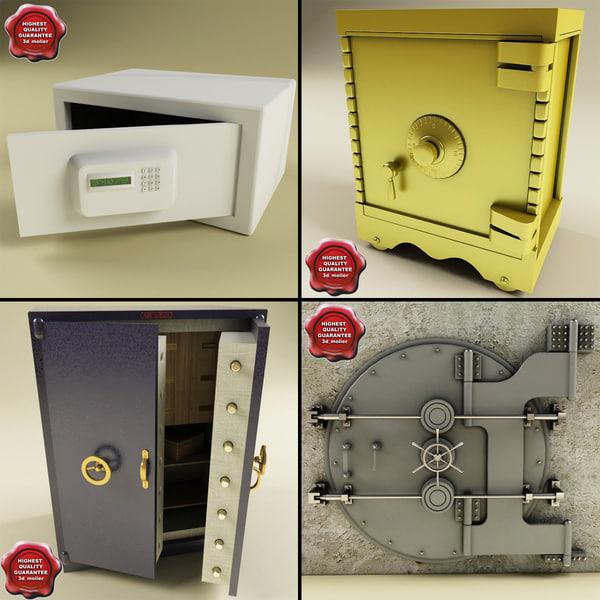 3d safes v1 model