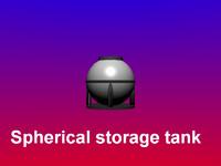 3ds max storage tank