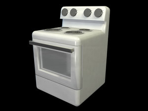 stove oven 3ds