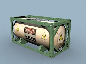 3ds chemical container