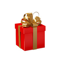 Animated gift box 3d models and textures turbosquid 3d model gift box negle Images