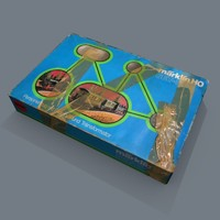 3d old box