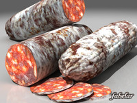 3ds max salame slices