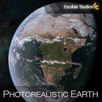 3d photorealistic earth ii