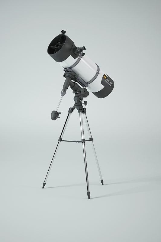 maya celestron telescope