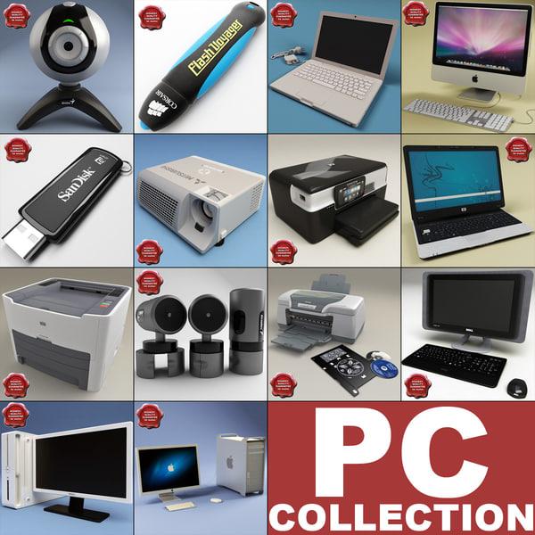 3d pc accessories keyboard