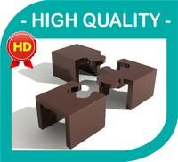 unique furniture originality 3d model