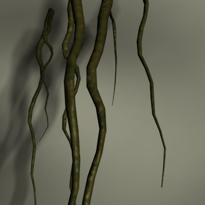 roots underground 3d 3ds