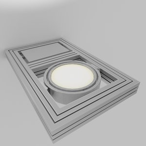 light aixlight kardaframe wall 3d max